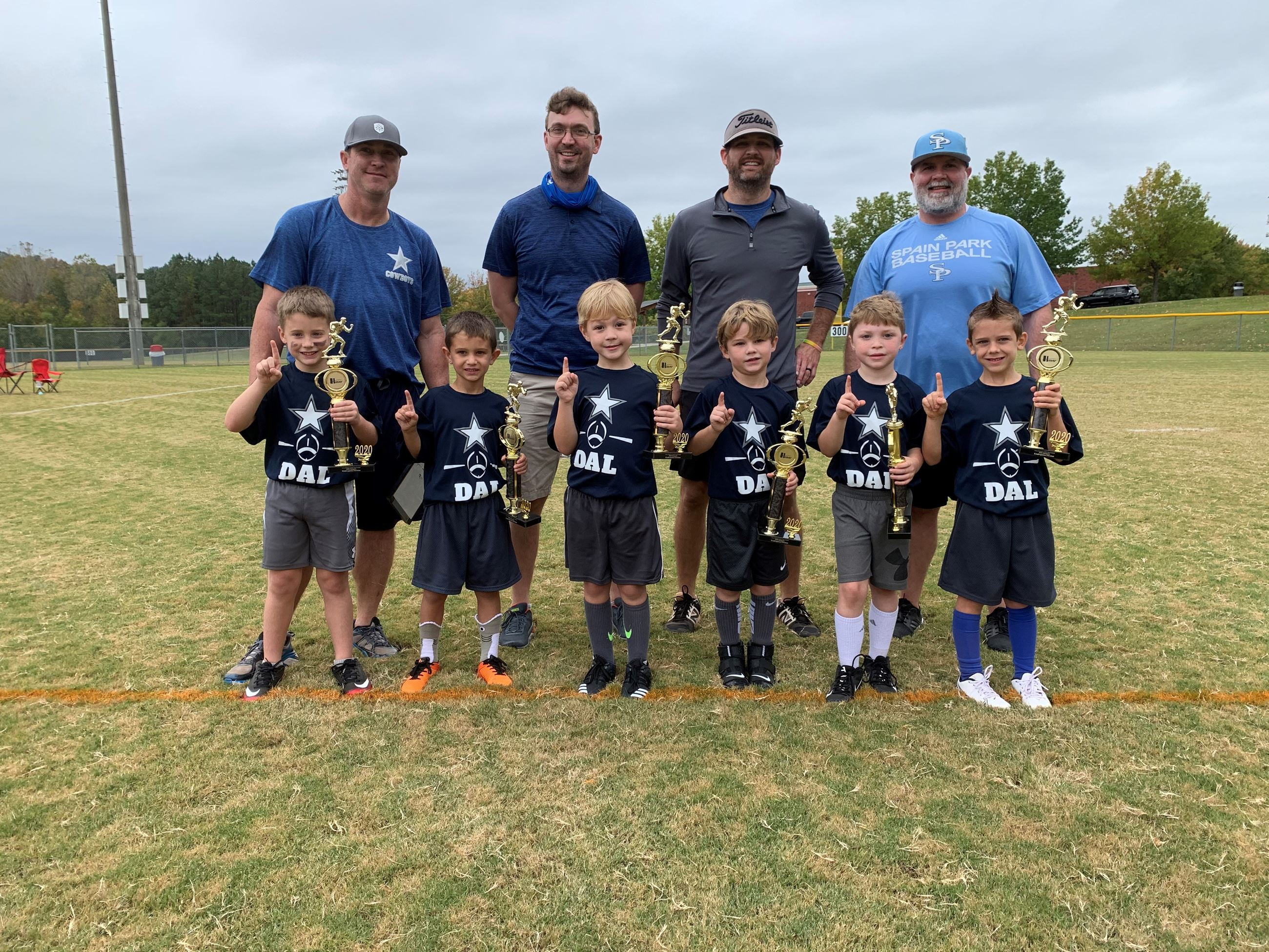 Kindergarten Champions Coach Smith